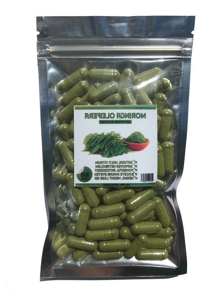 EXTRACT PURE 100 CAPSULES