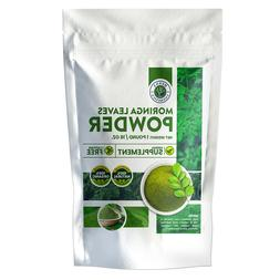 Moringa Leaves Powder, Perfect for Smoothies  | 16 Ounces  |