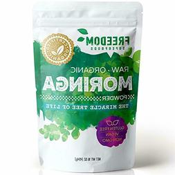 Moringa Powder. Best Pure Raw Organic Oleifera Leaf The Mira
