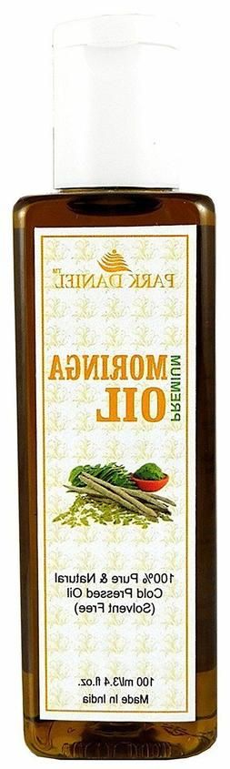 MORINGA SEED OIL  100% pure cold pressed solvent free 100 ml