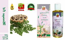 AOS Products 100% Pure Moringa Oil For Hair, Skin & Anti-Age